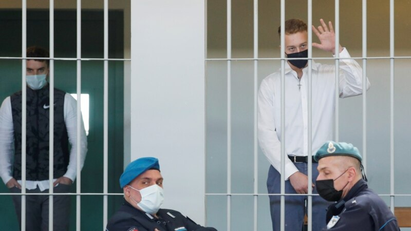 Američki turisti u Italiji osuđeni na doživotni zatvor