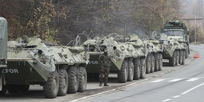 Američki vojnik poginuo kod Vučitrna na Kosovu