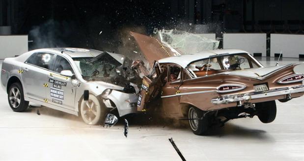Američko istraživanje: Stari automobili su poput kovčega na kotačima