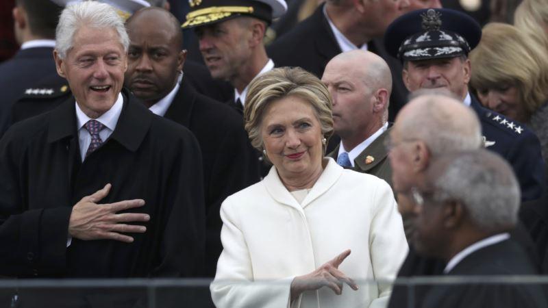 Američko ministarstvo pravde naredilo istragu protiv Klintonovih