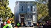 Amerika: U San Francisku premestili viktorijansku kuću staru 139 godina