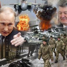 Amerika prosi pomoć za Porošenka: Pritisak na evropske zemlje, sankcije za Rusiju i opasna PRETNJA (VIDEO)