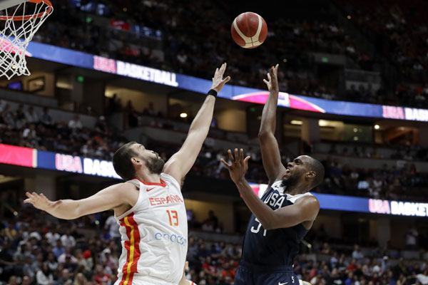 Amerikanci nisu favoriti za zlato na Mundobasketu? Pitajte Špance...