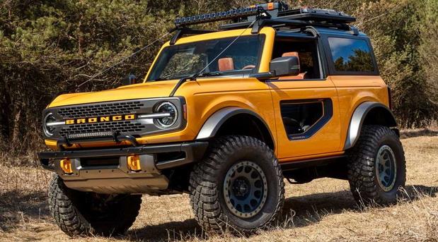 Amerikanci poludeli za novim Ford Broncom