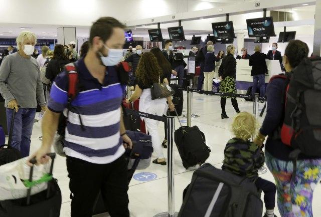 Amerikancima preporučeno: Ne putujte i to u 80 odsto zemalja sveta