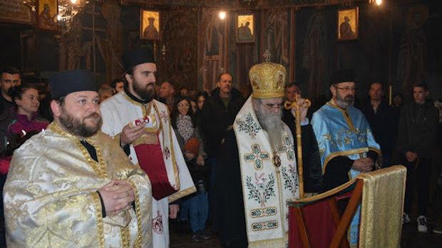 Amfilohije: Nisam na čelu opozicije, već Crkve Božije