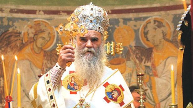 Amfilohije neće na prijem kod Đukanovića