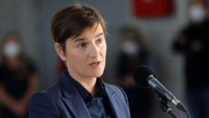 Ana Brnabić: Dođe mi da opsujem sve one koji se upiru da ponašanje Marka Vidojkovića legitimizuju, ali neću
