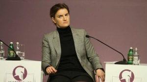 Ana Brnabić se ponaša kao partijski funkcioner