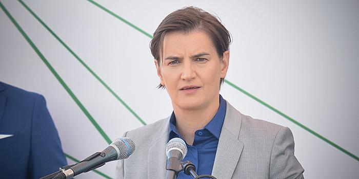 Ana Brnabić u četvrtak dolazi u Bor