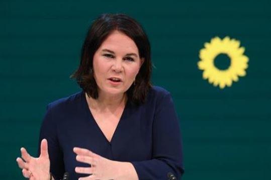 Analena Baerbok kandidatkinja Zelenih za kancelarku