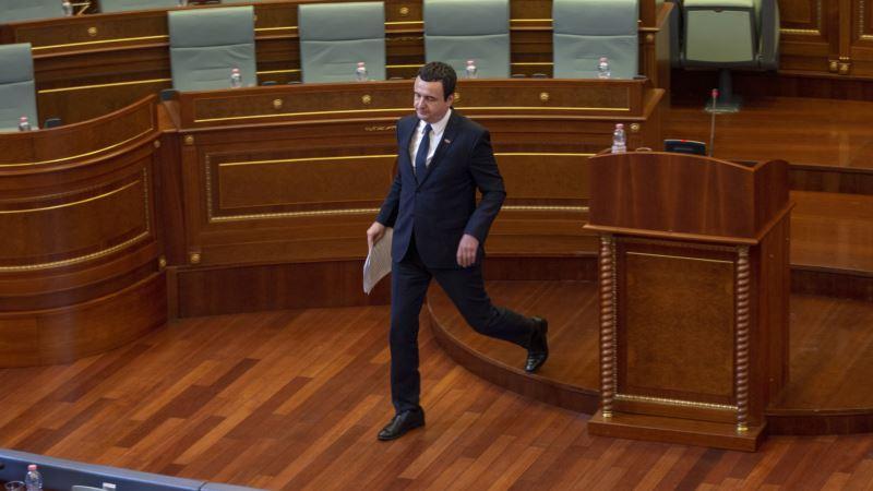 Analitičari i građani Kosova: Kurti da posluša SAD, inače je završio karijeru