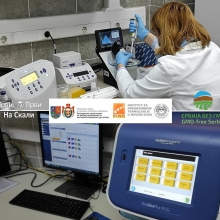 Analiza prisustva GMO u hrani ili sirovinama - usluga Instituta za prehrambene tehnologije u Novom Sadu