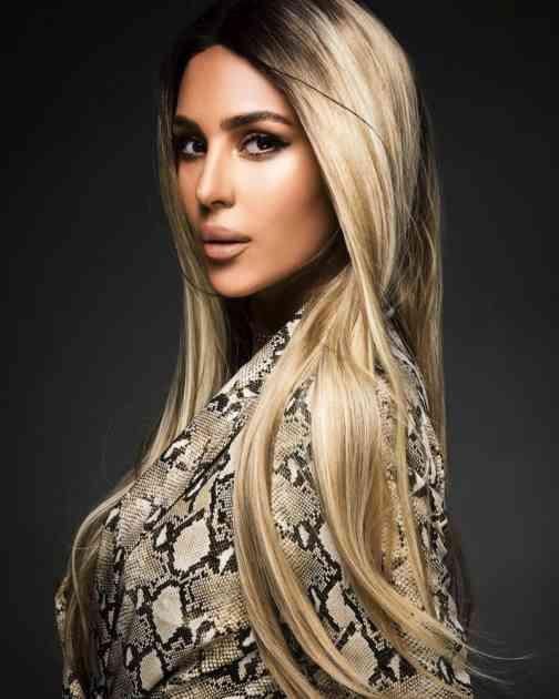Anastasija Ražnatović promenila boju kose