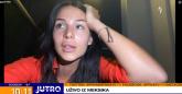 Anastasija Ražnatović za TV Prva direktno iz Meksika