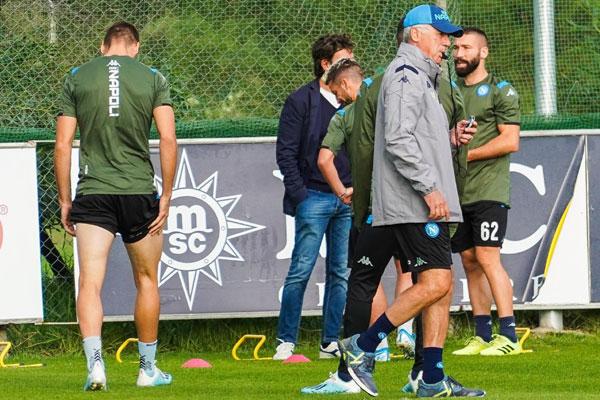 Anćeloti pred otkazom u Napoliju posle novog meča bez pobede