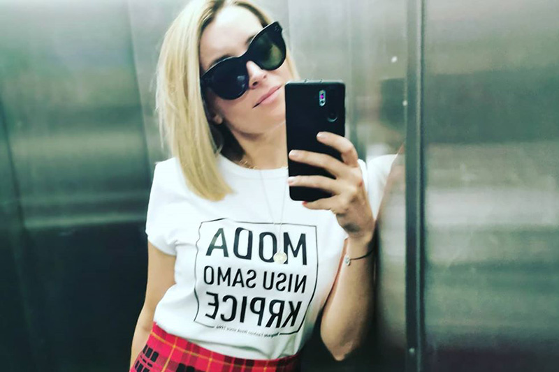 Anđelka Prpić: Imam koronu, ali nemam simptome