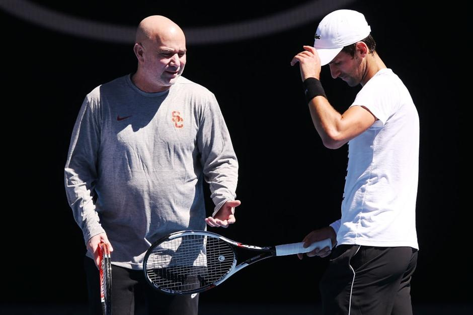Andre Agasi: NIKAD ne bih voleo da igram protiv Novaka