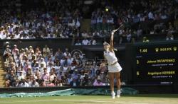 Andželik Kerber u finalu Vimbldona