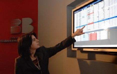 Anemična investiciona aktivnost na Beogradskoj berzi