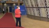Angela Merkel se izgubila? VIDEO