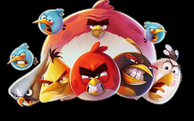 Angry Birds slavi 10. rođendan