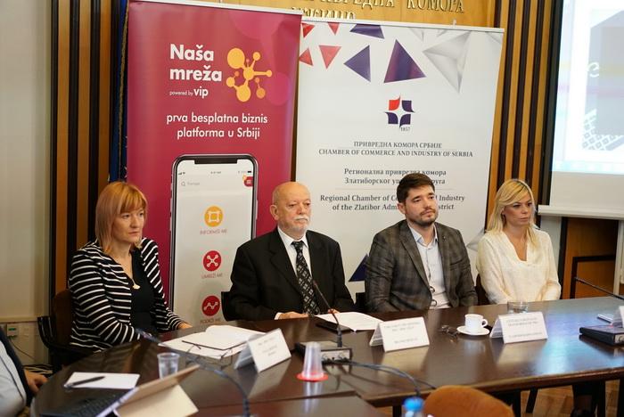 Anketa PKS i kompanije Vip mobile – Digitalizacija pitanje opstanka za 93 odsto malih i srednjih preduzeća u Srbiji