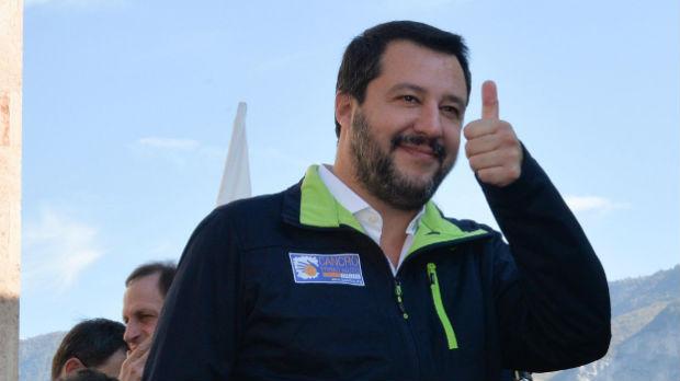 Anketa: Većina Italijana liderom smatra Salvinija, a ne Kontea