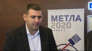 Antić (Metla): Martinović vređa dostojanstvo skupštine i inteligenciju naroda