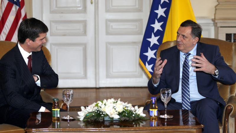 Antić: Uzaludno američko lobiranje Republike Srpske