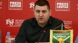 Antić: Za malverzacije u trgovni oružjem iz Srbije odgovorno Ministarstvo odbrane