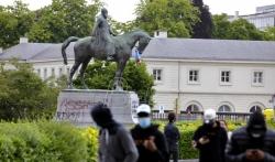 Antverpen uklonio statuu bivšeg kralja Leopolda Drugog