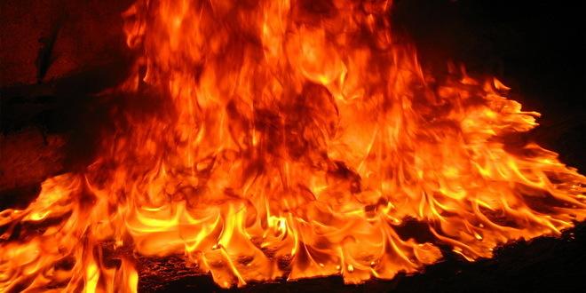 Apel: Pažljivo sa spaljivanjem žetvenih ostataka