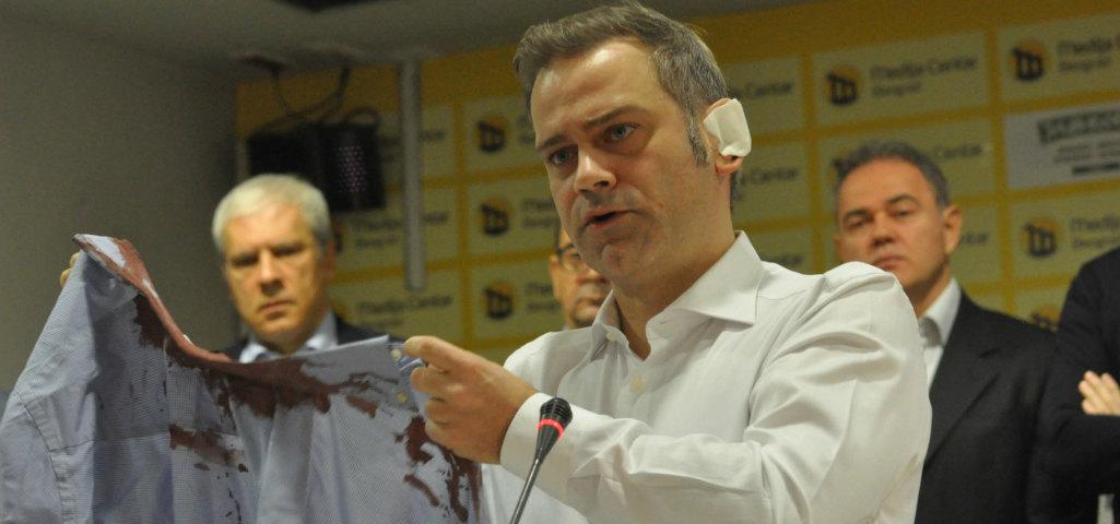 Apelacioni sud ukinuo presudu za napad na Borka Stefanovića