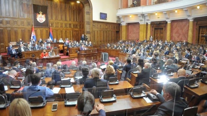 Aplauz za režisera filma Dara iz Jasenovca u Skupštini Srbije