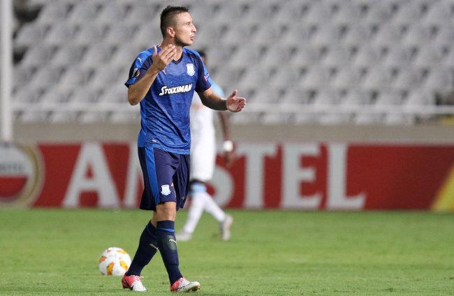 Apolon prekinuo fantastičnu seriju, Marković strelac u remiju protiv APOEL-a (video)
