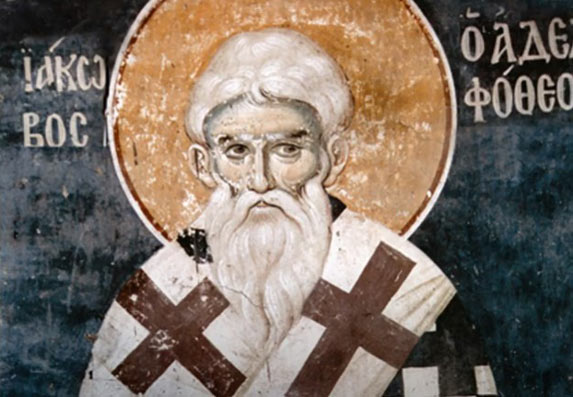 Apostol Sveti Jakov: Ispoštujte običaje! (VIDEO)