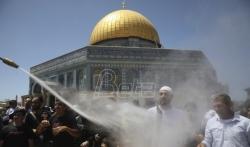 Arapski saveznici Izraela oštro osudili nasilje u Jerusalimu (FOTO)