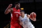 Argentina deklasirala Japan za četvrtfinale, Česi ispali