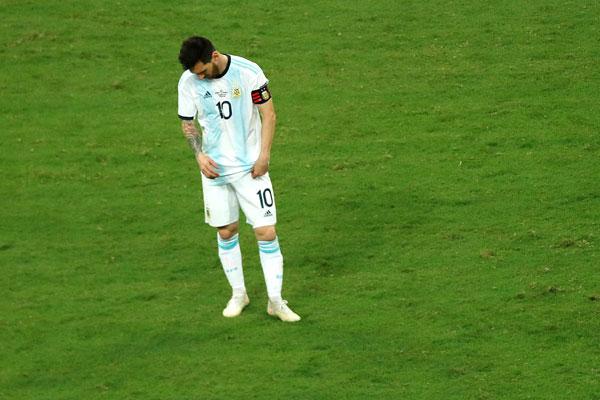 Argentina se odmah izbrukala, početak Mesijevog kraja? (video)
