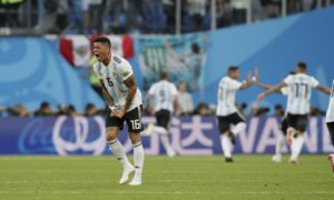 Argentinac zbog konkurencije želi da ode sa Old Traforda