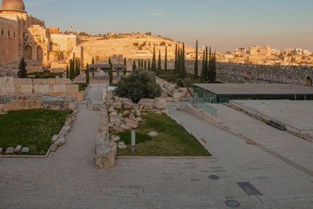 Arheolozi otkrili: Put hodočasnika izgradio je Pontije Pilat