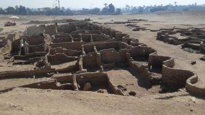Arheolozi otkrili drevni faraonski grad u Egiptu star 3.000 godina