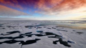 Arktik se zagreva tri puta brže od ostatka planete