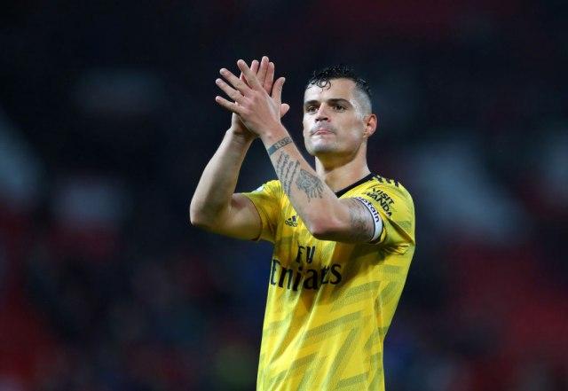 Arsenal će ponuditi savetovanje Džaki