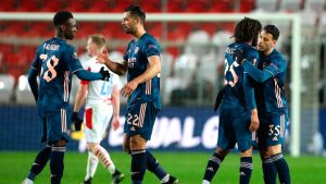Arsenal i Viljareal u polufinalu Lige Evropa