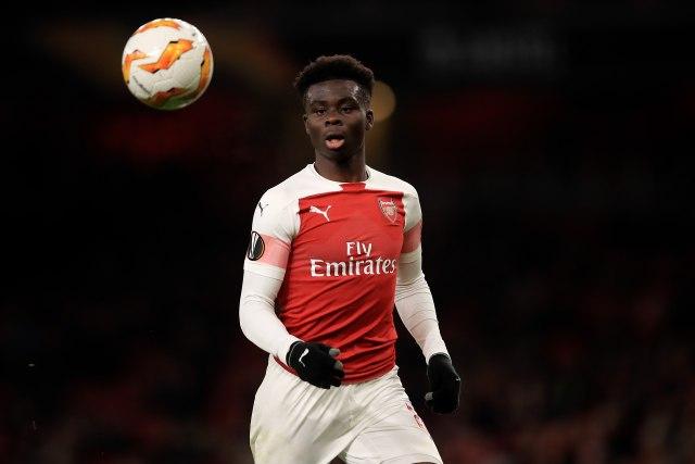 Arsenalov klinac prvi igrač rođen 2001. godine u Premijer ligi