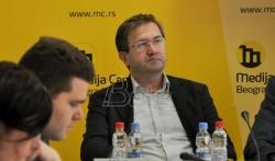 Arsić: U periodu april - jun treba očekivati dvocifren pad BDP Srbije.