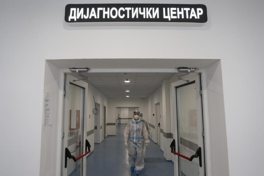 Ašanin: Klinike se vraćaju u redovan sistem rada