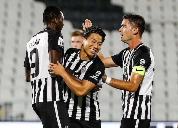 Asano pogodio, ali Denis Stojković je pokrenuo Partizan! (video)